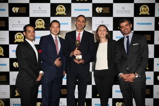 Sofitel wins World Travel Awards