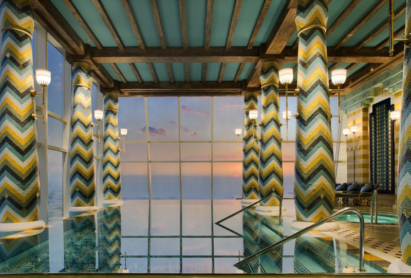 Burj Al Arab - Infinity Pool