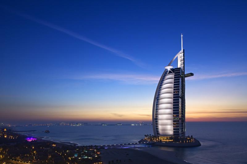 Burj Al Arab Passion For Dubai