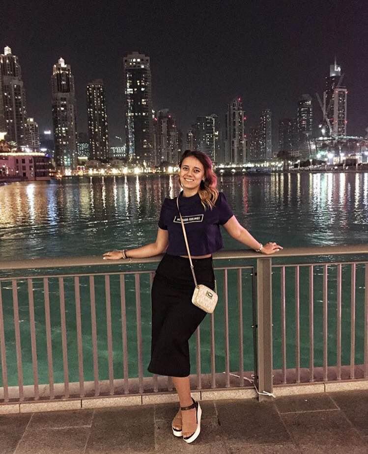 Valeriya Murugova Dubai