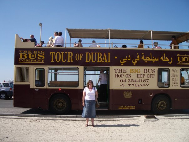 the big bus tour
