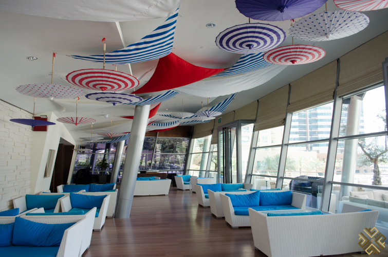 Dubai Marina Yacht Club 1