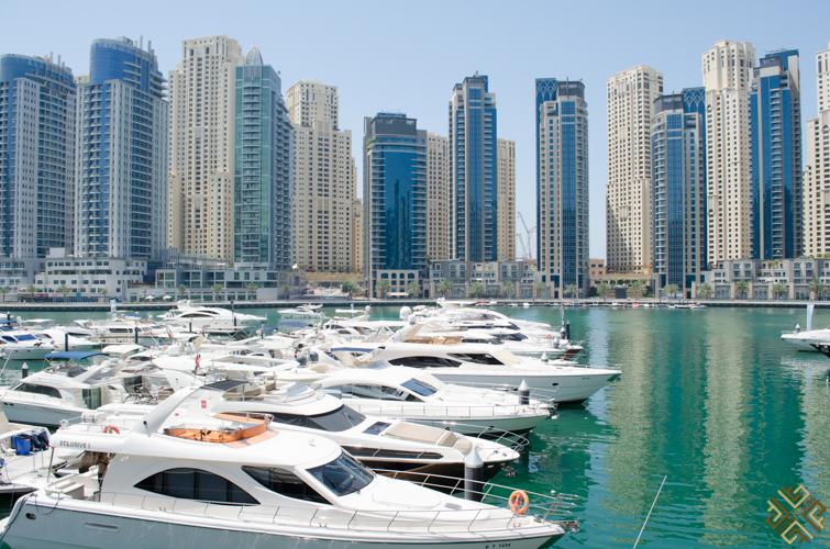 Dubai Marina Yacht Club 3