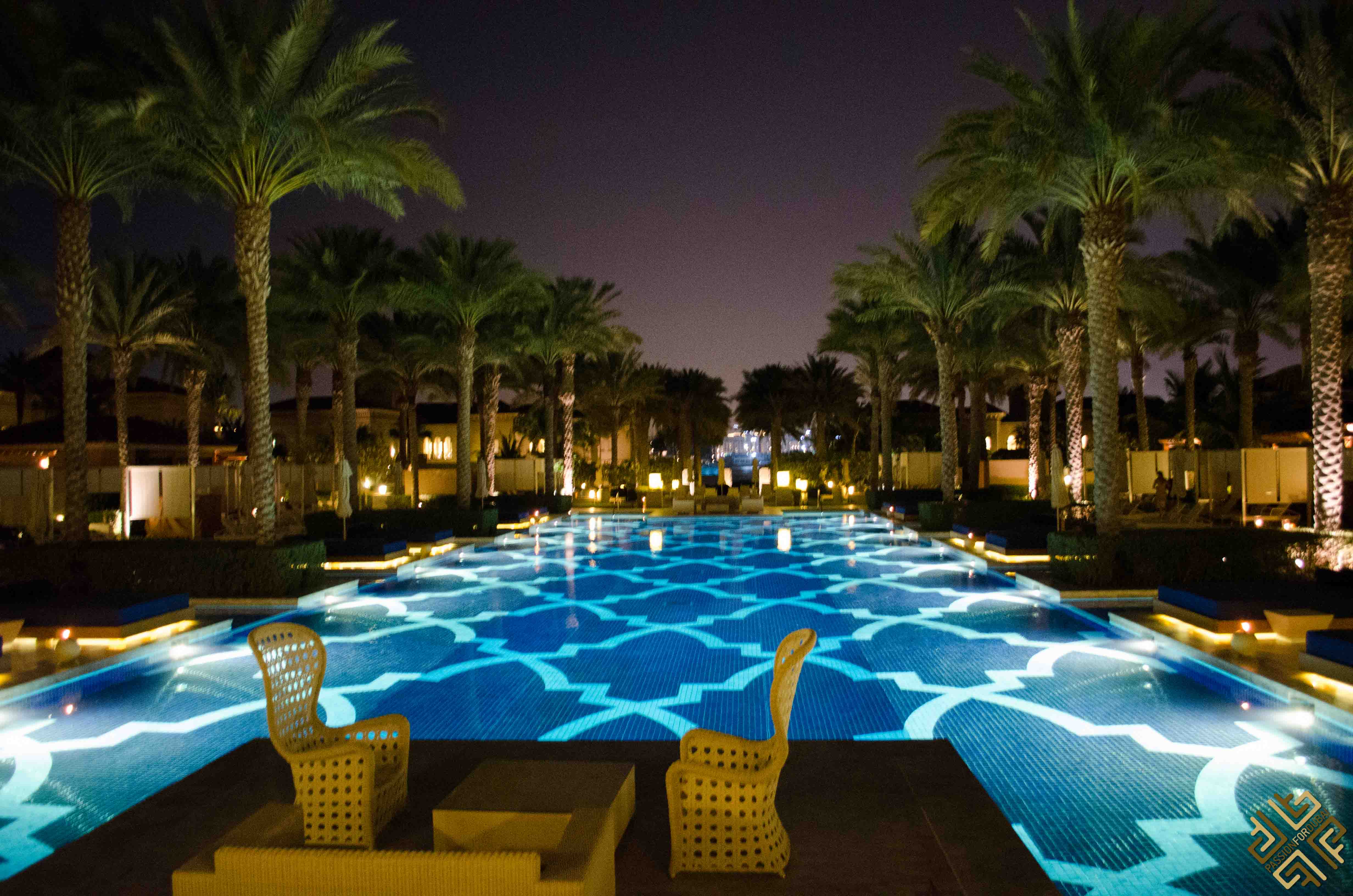 One only the palm passion for dubai for The famous hotel in dubai