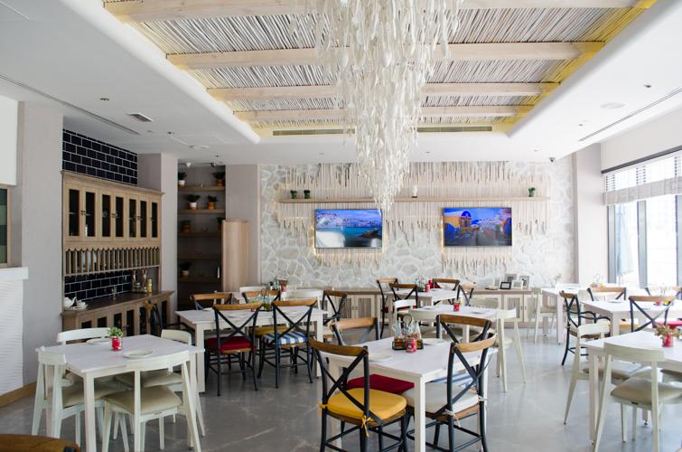 Labbys interior restaurant