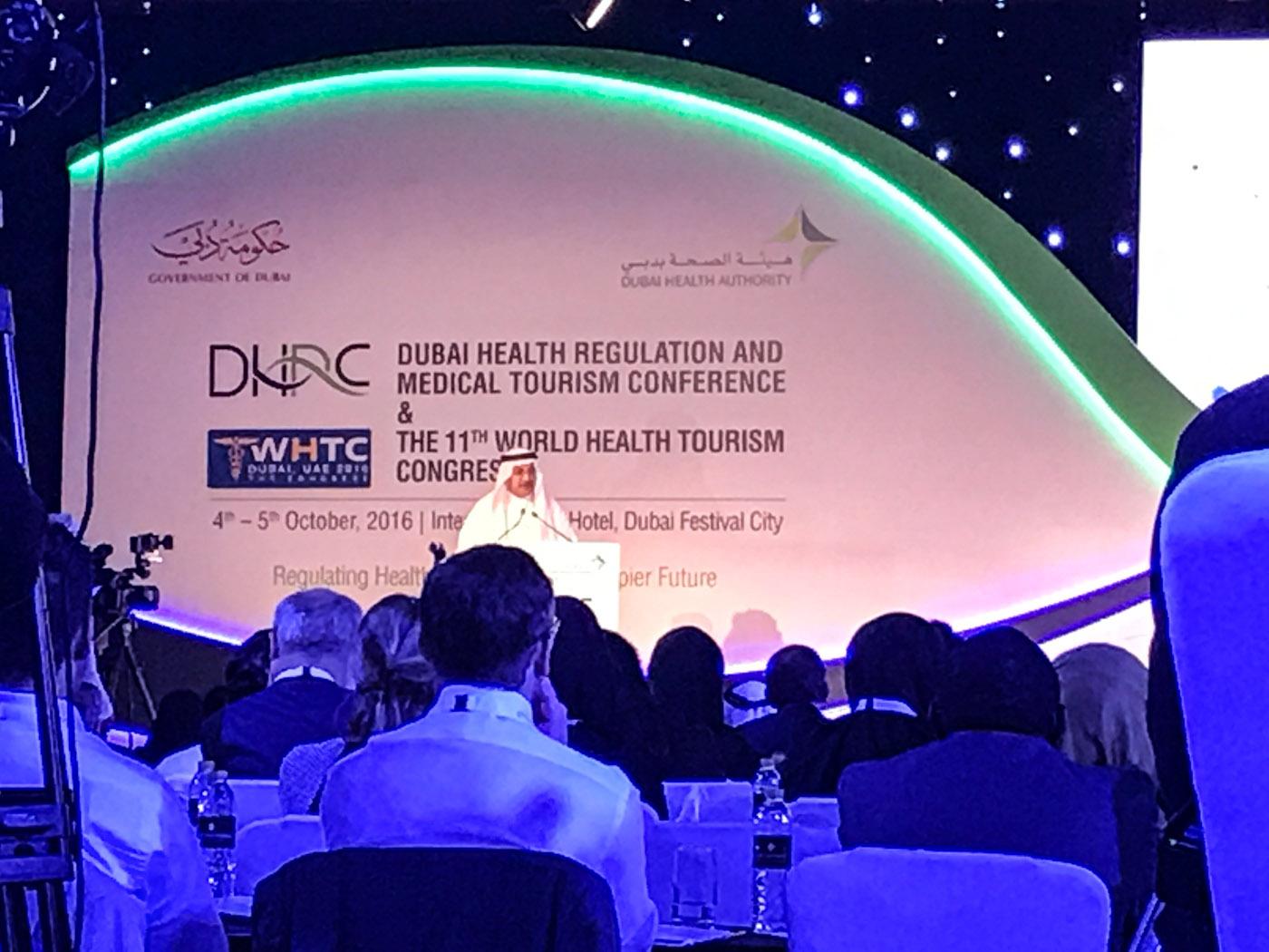 Dubai Health Regulation and Medical Tourism Conference
