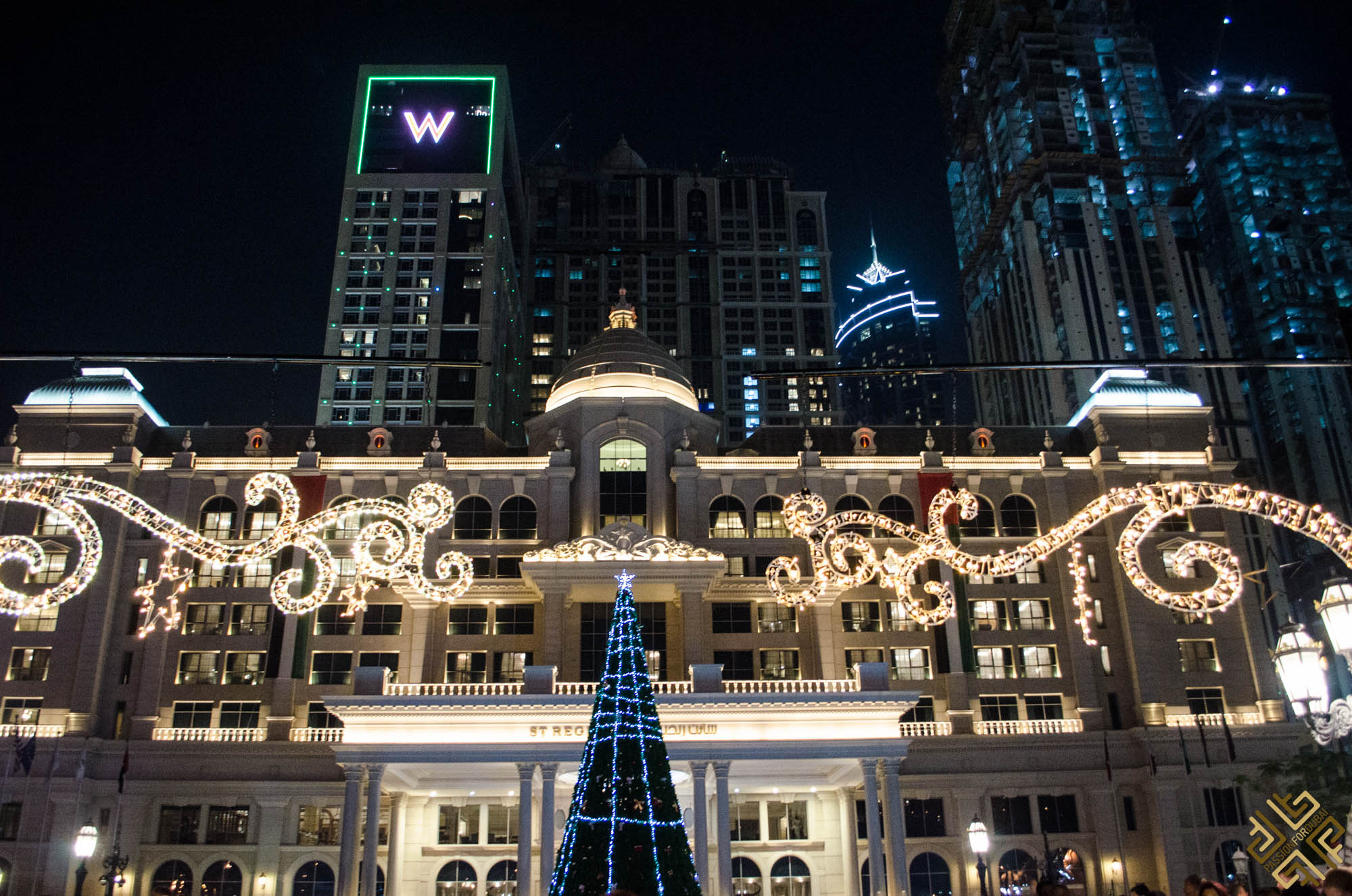 winter garden market at st regis dubai al habtoor city passion