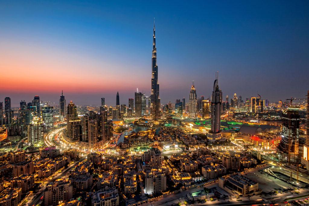 Dubai Itineraries