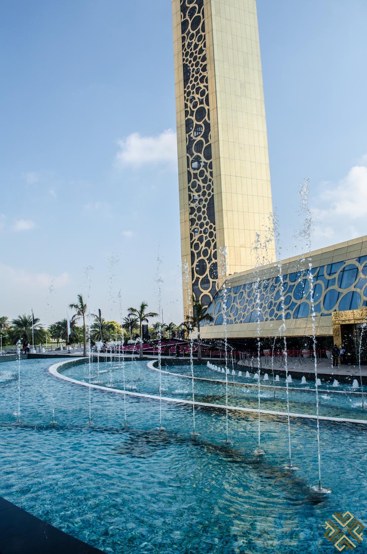 Dubai Frame Connecting Old And New Dubai Passion For Dubai
