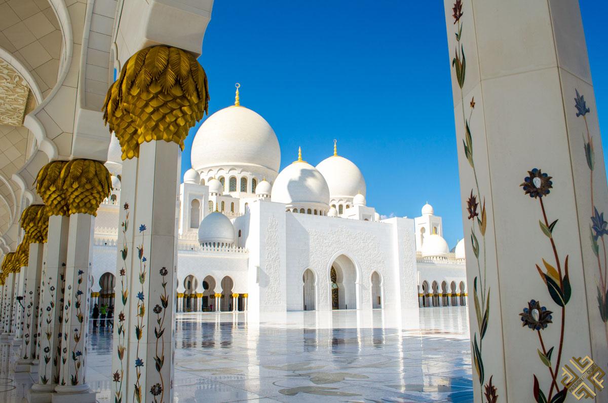 Поездка в Абу Даби из Дубая на 1 день