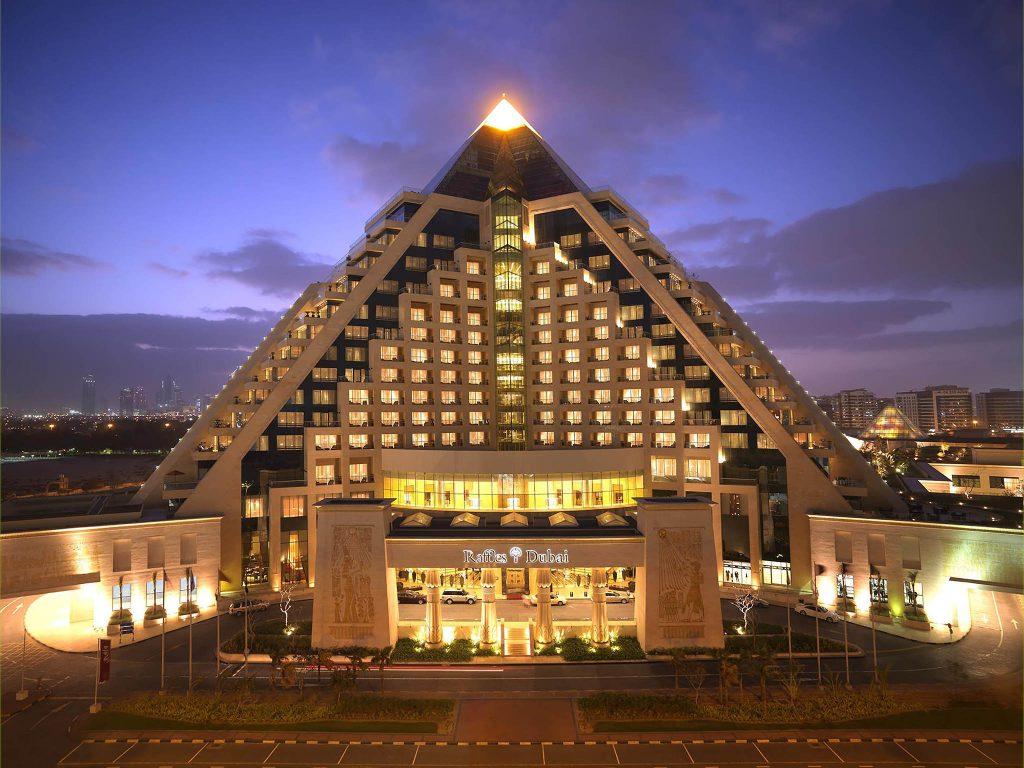 hotels in bur dubai