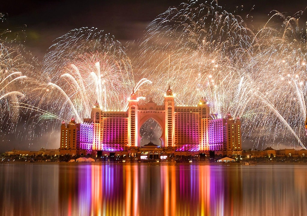 Best Places To Watch New Year Fireworks in Dubai - Passion for Dubai