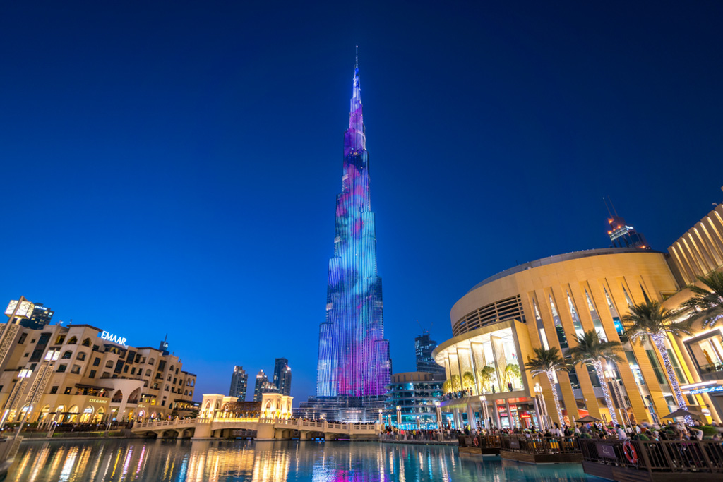Things to do in Dubai Mall