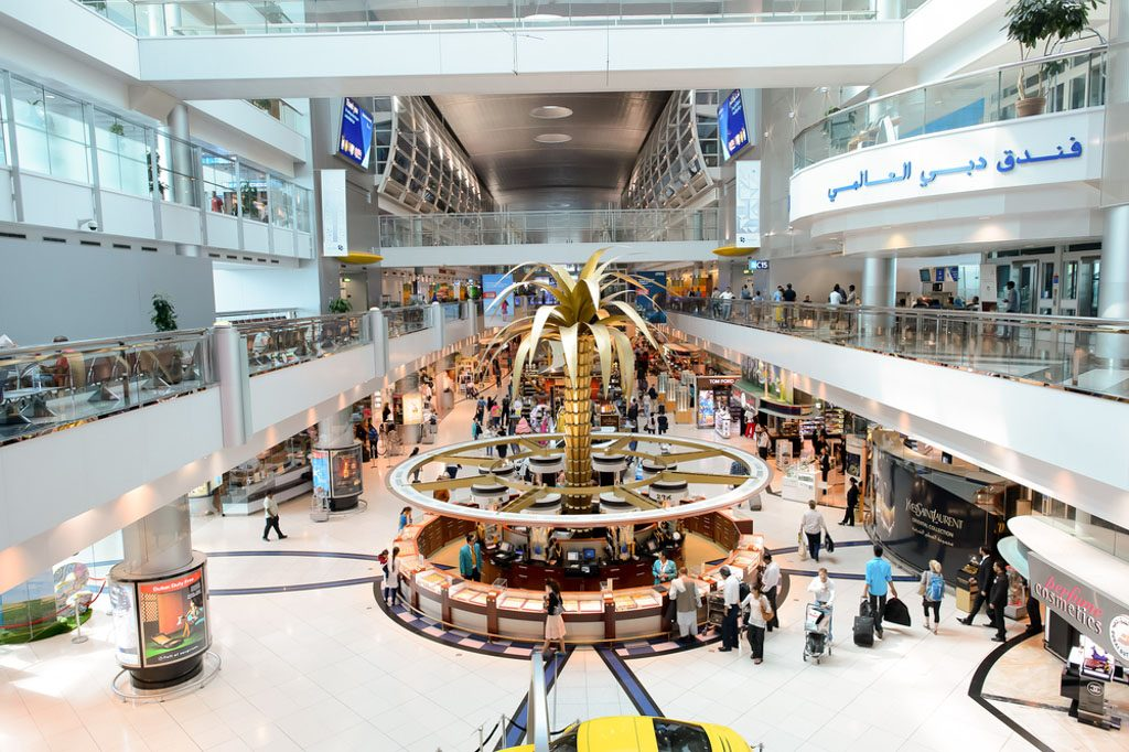 What to do in Dubai Airport