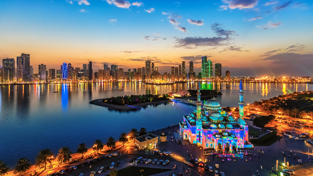 Top Attractions in Sharjah