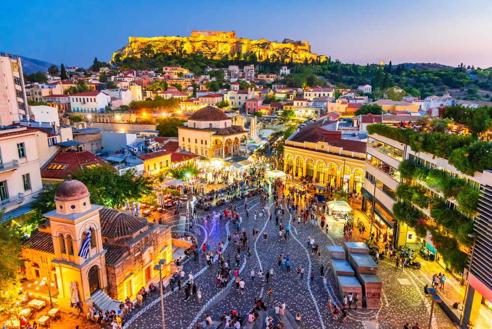 Athens 3-Day Itinerary for the First Time Visitors